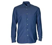 Hemd Daniel in Blau