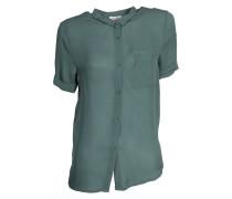 Bluse Jam aus Seide in Grün