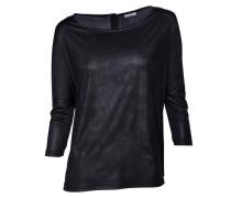 Shirt Malu schwarz
