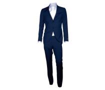 Anzug Evert in kräftigem Blau