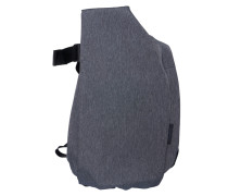 Rucksack Isar Medium Eco in Grau meliert