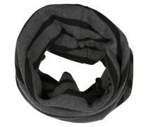 Mütze Acra in Grau-Schwarz gestreit