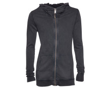 Sweatjacke Lutz acid black