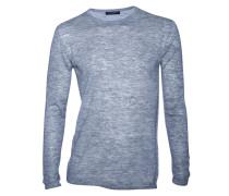 Pullover Dane in Grau meliert