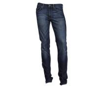 Jeans Straw in Dunkelblau