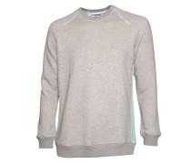 Sweatshirt Stan grey melange