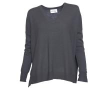 Oversized Pullover Sadi grau