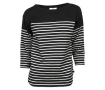 Pullover Thilke in Schwarz-Weiß gestreift