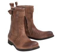 Schuhe Boots brown