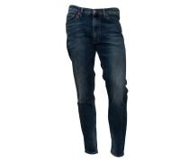Jeans Deep in Used-Blau