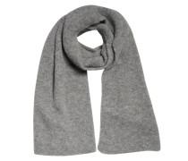Schal Dub aus Alpaka & Merinowolle grau