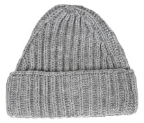 Mütze Brina in Grau meliert