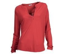 Bluse Gesina aus Lyocell in Rot