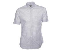 Hemd Spiel Short white/ navy