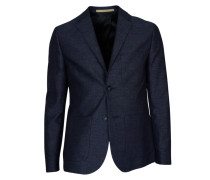 Blazer Jones in Blau mit Muster