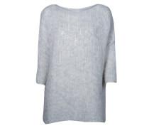 Long-Pullover Boo in Hellgrau
