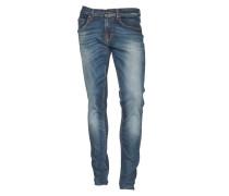 Jeans Slim in Dunkelblau