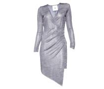 Kleid Drippy silver