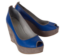 Peep Toe Ethel blue