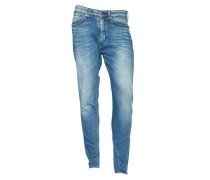 Jeans Deep in Blau