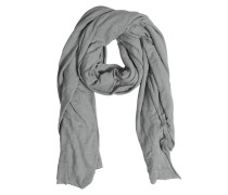 Schal Nili aus Leinen in Grau