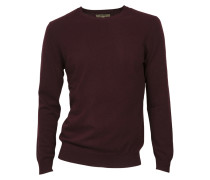 Pullover Coil in Bordeaux-Rot