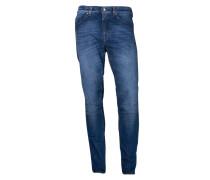 Slim Fit Jeans Evolve in Blau