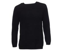 Pullover Orlandin aus Wolle und Yak black