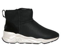 Hightop-Sneaker Miko in Schwarz