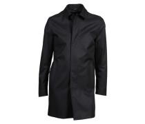 Mantel Bruiser aus Baumwolle schwarz