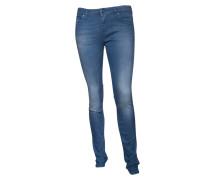 Jeans Lydia in Blau-Grau