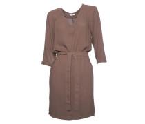Kleid Mag in Braun