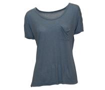 Shirt Hanneli in Blau