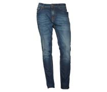 Jeans Evolve in Blau