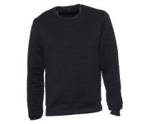 Pullover Johston strukturiert black