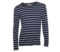 Longsleeve Tobias Long navy/blue/grey