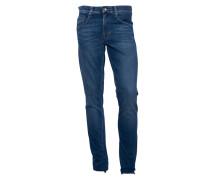 Jeans Sharp transverse-blau