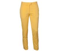 Chino-Hose Una yellow