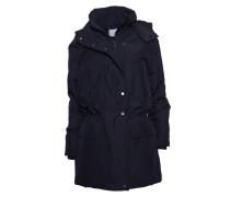 kurzer Mantel Bliza schwarz