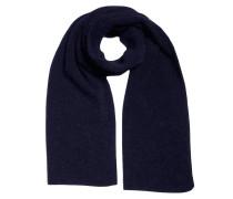 Schal Dub aus Alpaka & Merinowolle dunkelblau