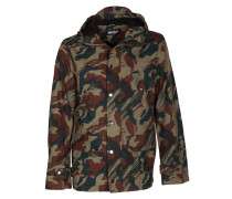 Camouflage-Jacke faded military green