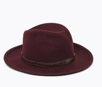 Hut aus Wolle mit Fly-Detail