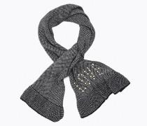 Schal aus Viskose-, Woll- und Kaschmirgemisch