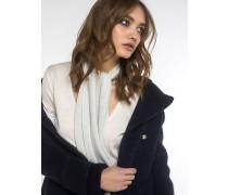 Doppelreihiger Mantel aus Wollgemisch