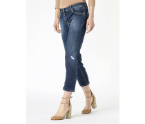 5-Taschen-Bootcut-Jeans