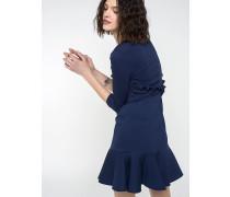 Kleid aus leichtem Strickstoff