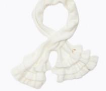 Schal aus ultraweichem Garn