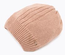Hut aus Woll-, Viskose- und Kaschmirgemisch