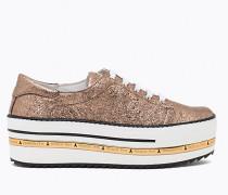 Metallisierte Sneakers