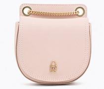 Mini-Tasche aus Leder